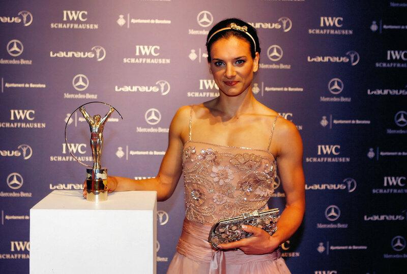 2007 Laureus World Sports Awards - Arrivals