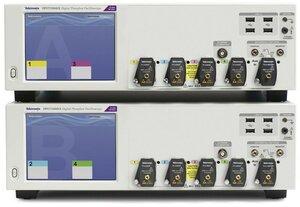Цифровой осциллограф DPS73308SX - вид спереди