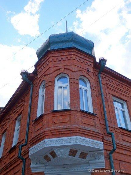 Новосибирск. Дом купца Маштакова