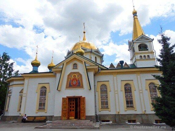 Новосибирск. Вознесенский кафедральный собор