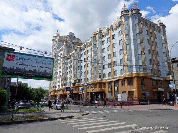 Новосибирск. Современная архитектура