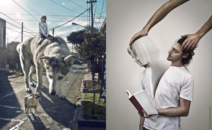 Невероятные фотографии Мартина Де Паскуале