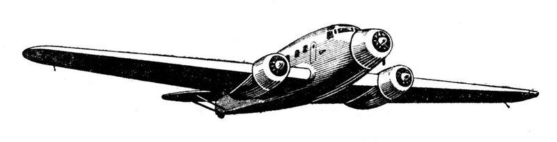 Силуэты итальянских самолетов (1939) 066