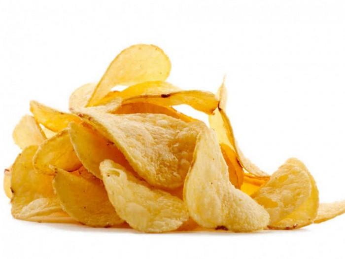 6. Олестра Олестра является синтетическим заменителем жира, используемым при приготовлении картофель