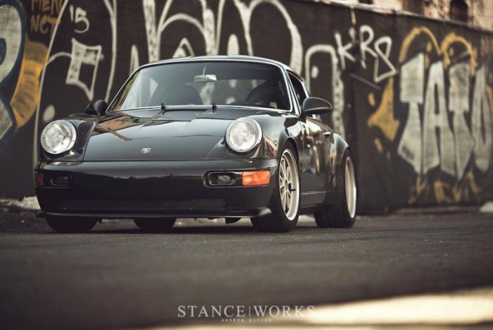 Следующий шаг - Porsche 964 Магнуса Уокера