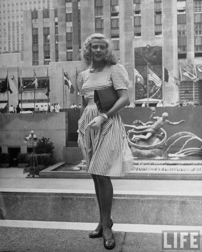 Красивые девушки Нью-Йорка