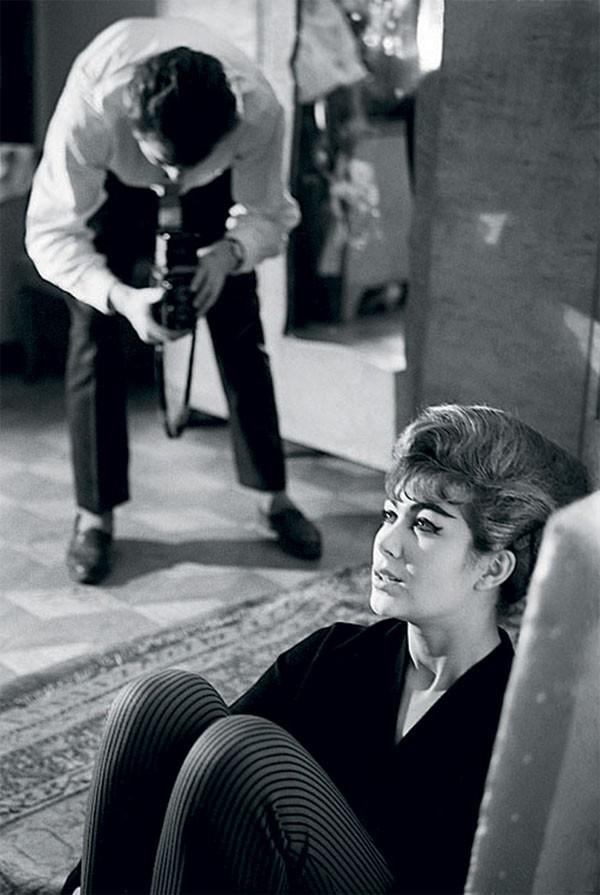 Эдита Пьеха, 1964 год. Фото Валерия Генде-Роте / Фотохроника ТАСС