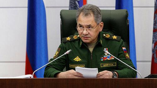 Из жизни запредельных идиотов: суд Киева разрешил задержать министра обороны РФ Шойгу