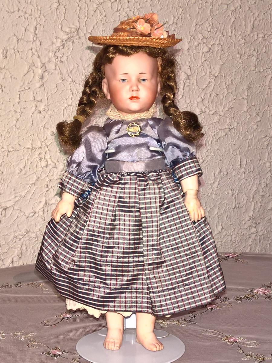 Антикварная немецкая кукла Kammer & Reinhardt 101 «Marie»