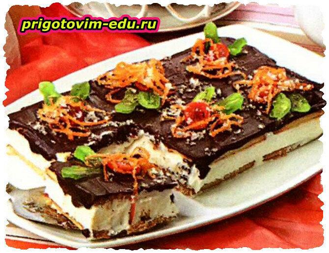 Торт «Наполеонка»
