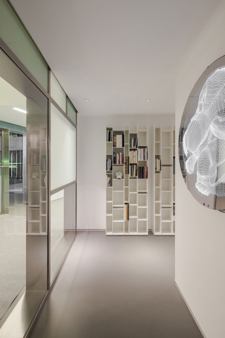 Architecture: Abiboo Architecture - Madrid / New York Location: Madrid, Spain Completion date: April
