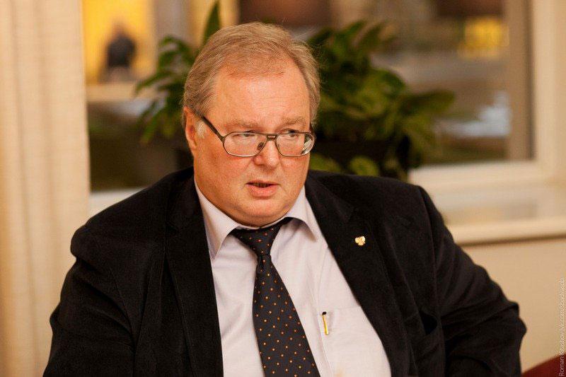Проректор по перспективным проектам СПбПУ А.И. Боровков