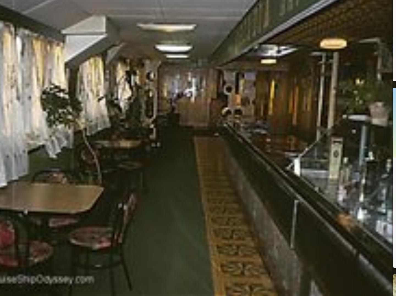 Федор Шаляпин - самый лучший круизный лайнер
