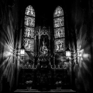 Свет аббатства Паннонхалма