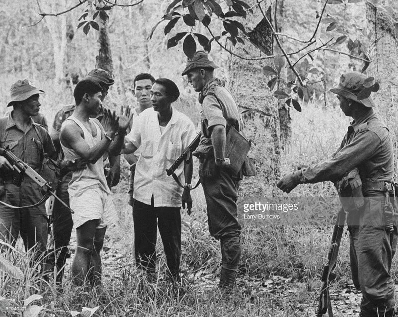 indonesian confrontation The indonesian confrontation years when the indonesians started attacking malaysia this video clip shows the challenges faced by those involved in the fight against the indonesian aggressors.