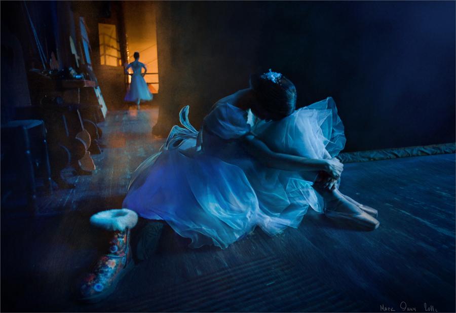 Таинство балета. Марк Олич.
