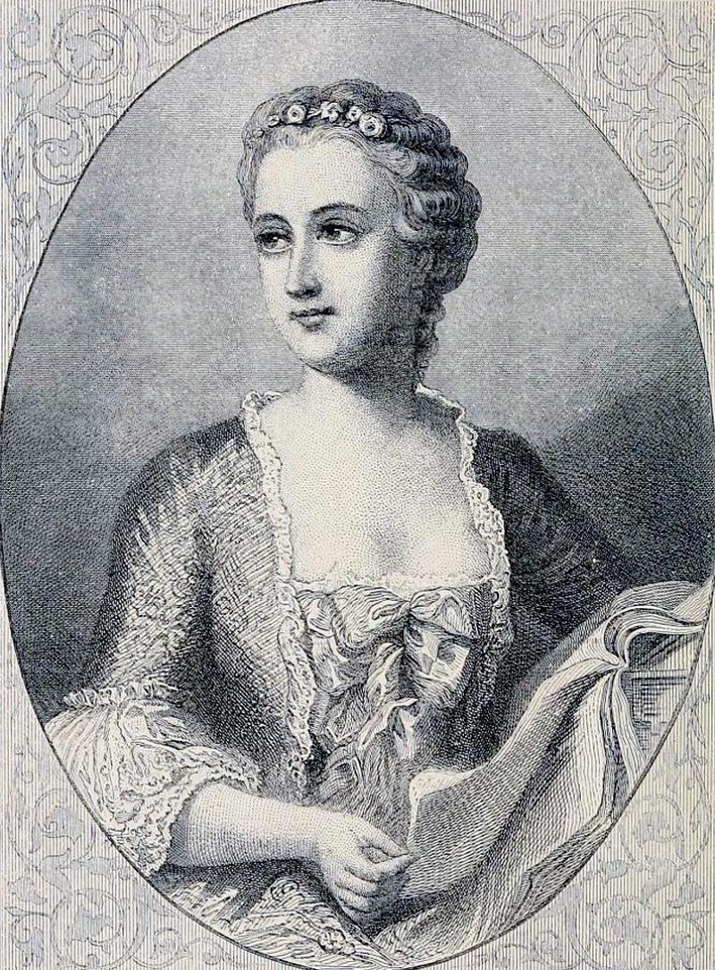 Мадам де Помпадур Гравюра конца XVIII века.png