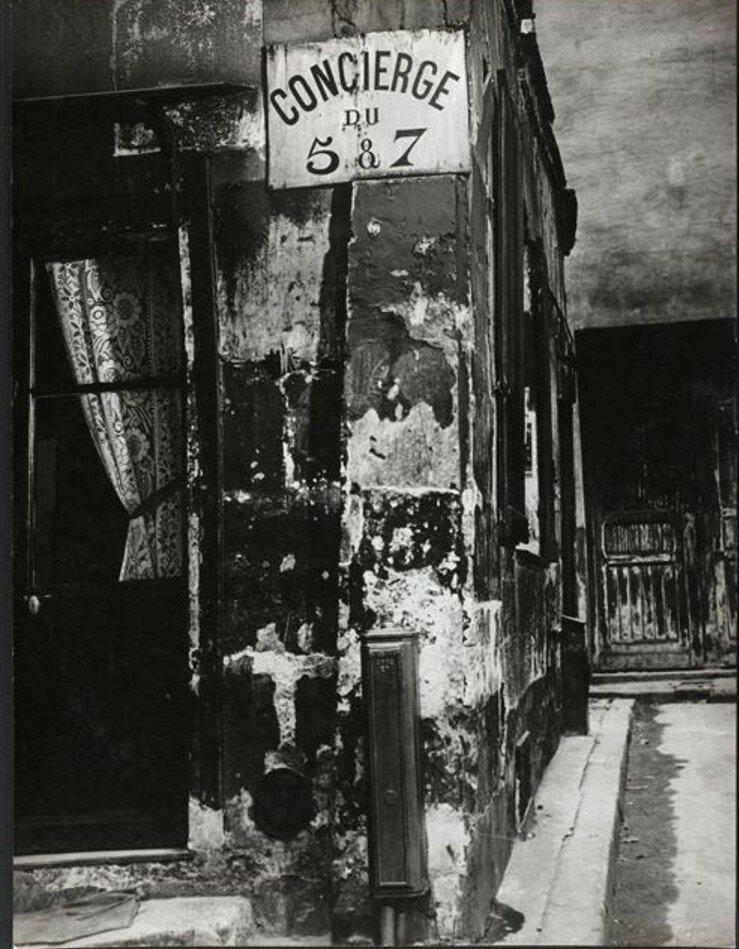 1933. Домик консьержа
