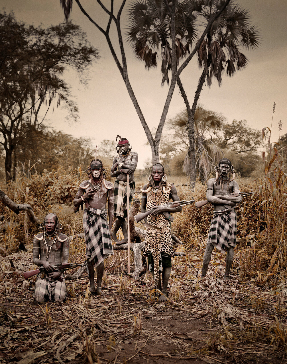 Hilao Moyizo Village, Omo Valley