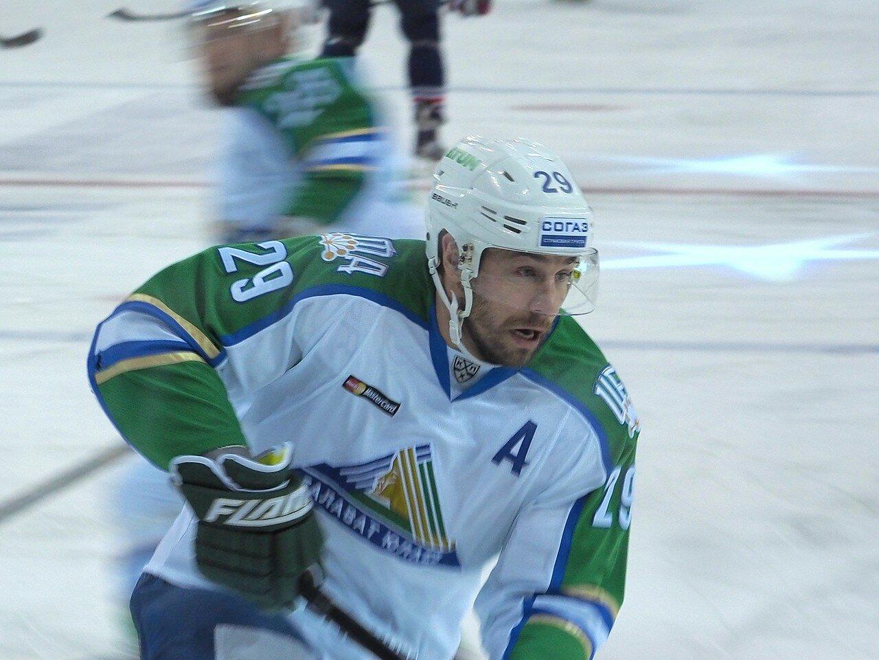 7Плей-офф 2016 Восток Финал Металлург - Салават Юлаев 31.03.2016
