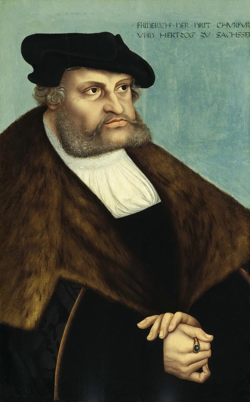 ������� III ������, �������� �������� (Friedrich III, the Wise, Elector of Saxony)_����� 1532_80 � 49_�.,�._����, ��������� �������.jpg