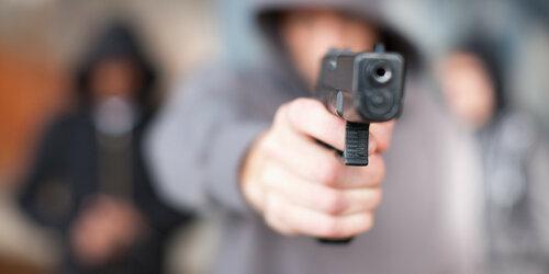 Неизвестный во Франкфурте-на-майне открыл стрельбу на улице