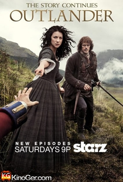 Outlander - Staffel 1-4 (2014)