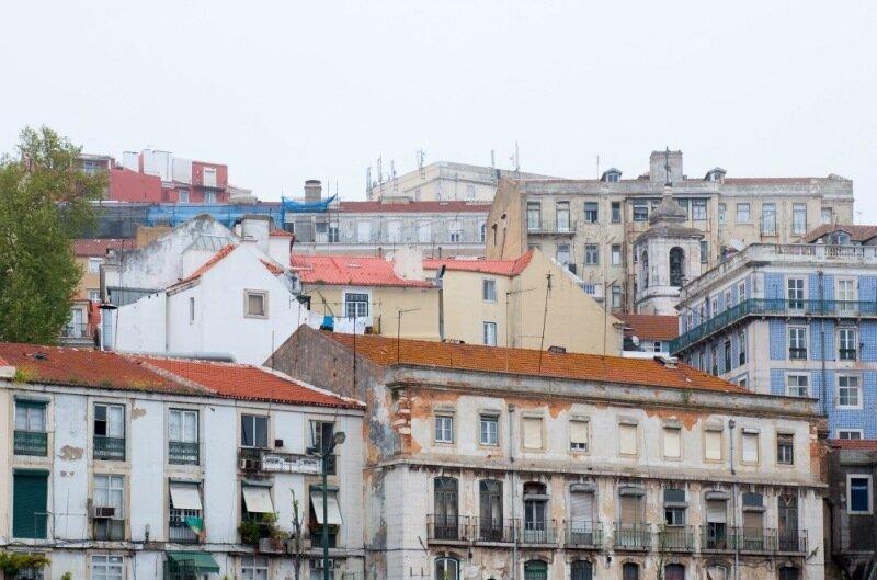 Фотографии спальных районов больших городов разных стран мира