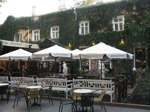 Путешествие и отдых в Одессе - кафе
