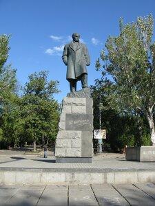 Памятник Т. Шевченко в Одессе
