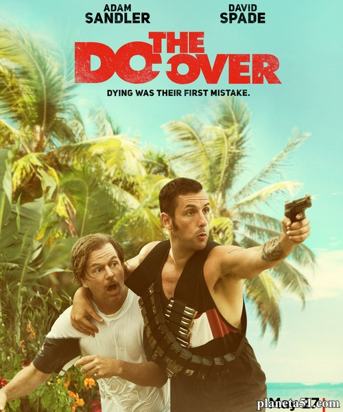 Все по новой / The Do Over (2016/WEB-DL/WEB-DLRip)