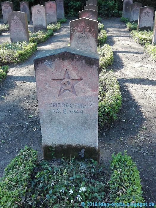Восточное кладбище. Лейпциг_08.05.2016