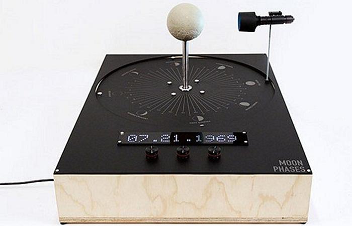 Всем любителям астрономии будет полезен гаджет, созданный студентами-дизайнерами Yingjie Bei и Yifan