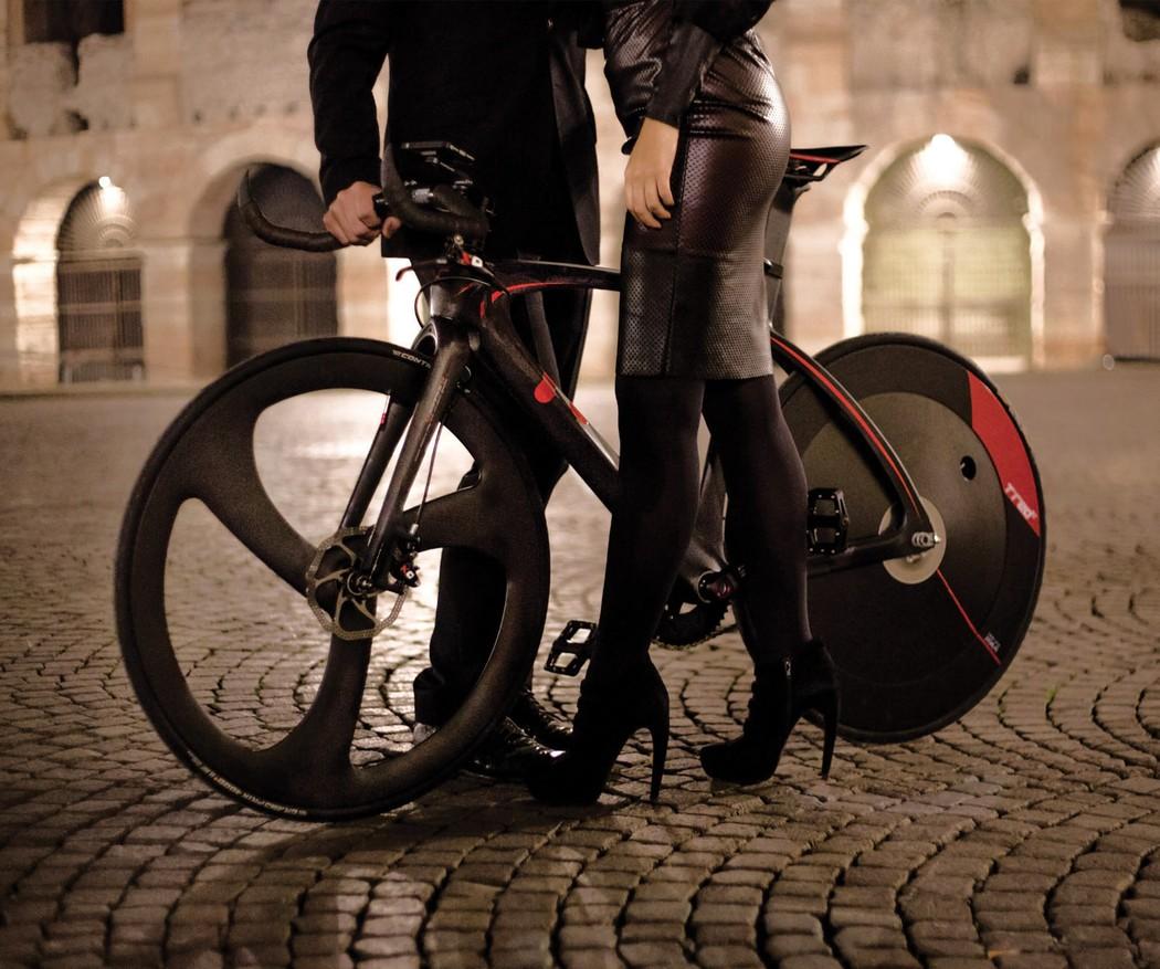 Идеальный велосипед для передвижения по городу. При первом взгляде на велосипед возникает закономерн
