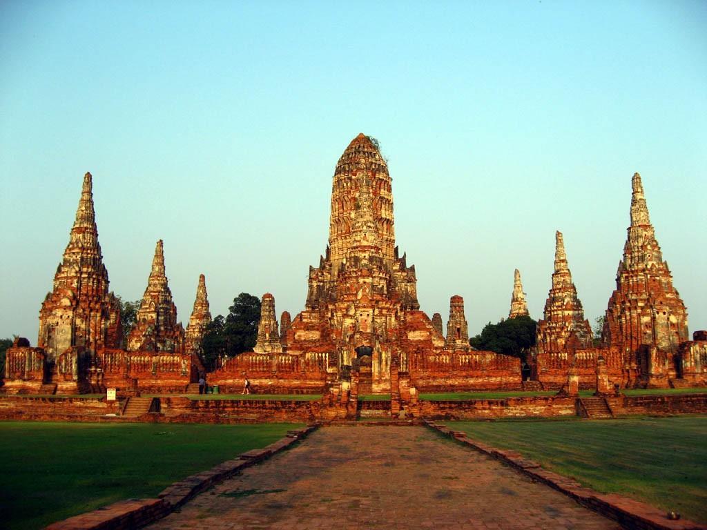 5. Чиангмай намного «зеленее» и тише других городов Таиланда.