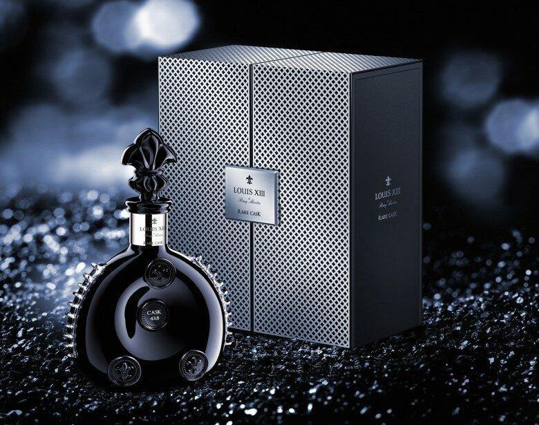 Black Pearl Louis XIII Anniversary Edition от Remy Martin - $165000 алкоголь, стоимость