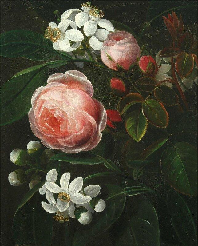 Крсные розы и цветы лимона.jpg