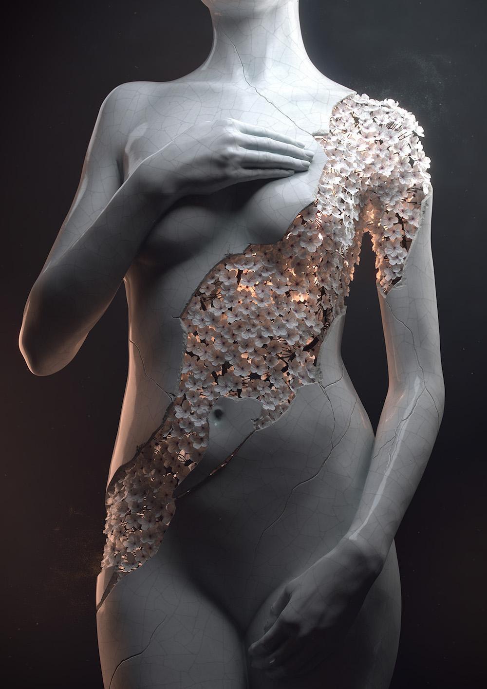 All images via J ean-Michel Bihorel French 3D artist Jean-Michel Bihorel has been rendering films f