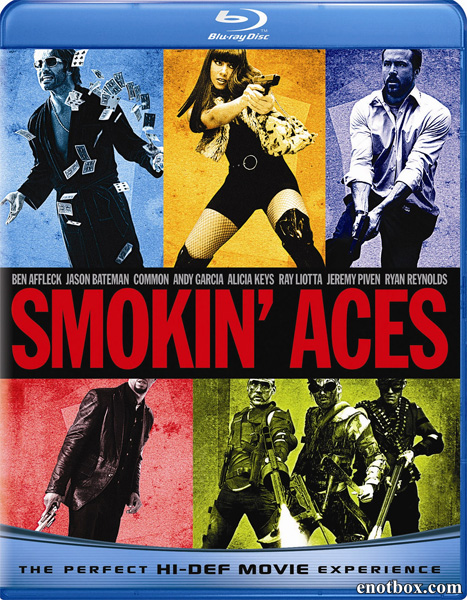 Козырные тузы / Smokin' Aces (2006/BDRip/HDRip)