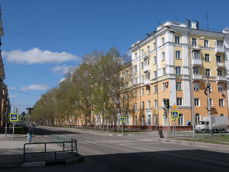 Новокузнецк - Улица Куйбышева