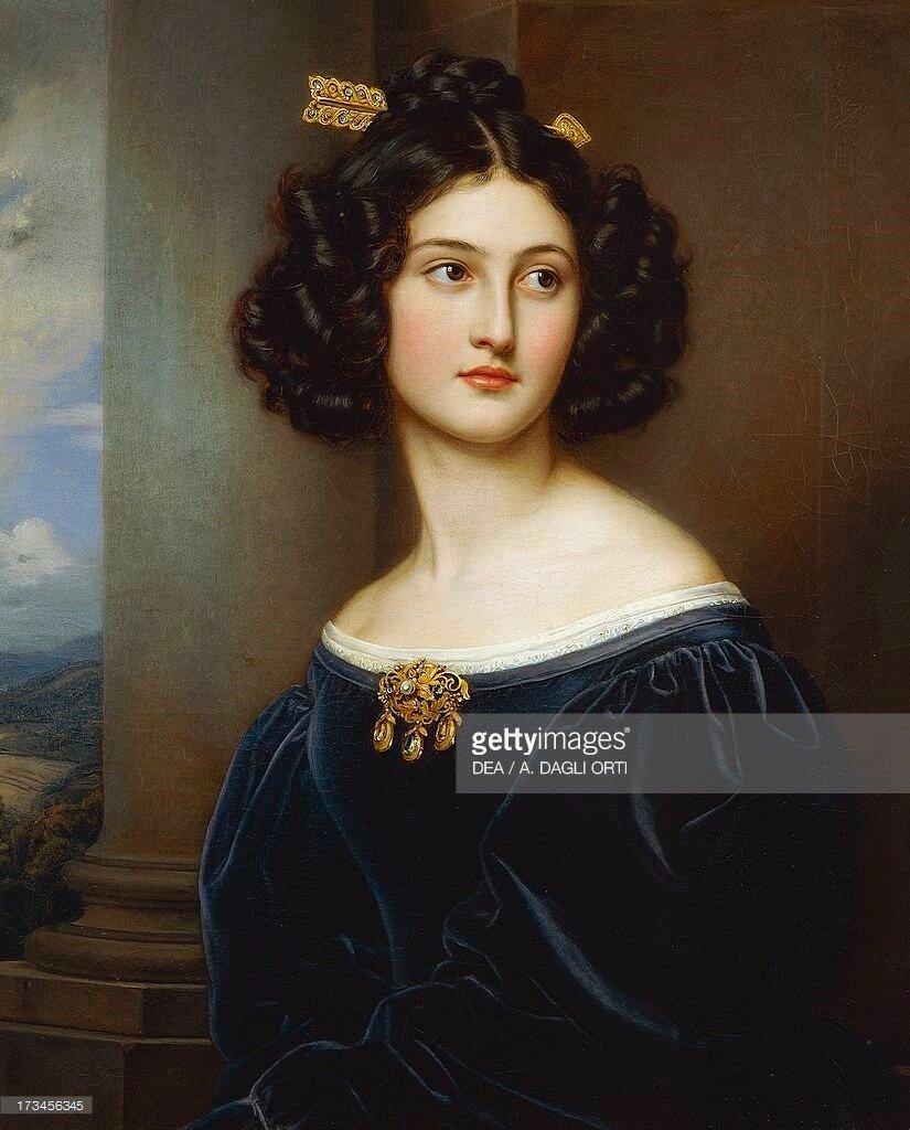 (Nanette Kaula, daughter of Banker-Raphael Kaula 1829.jpg
