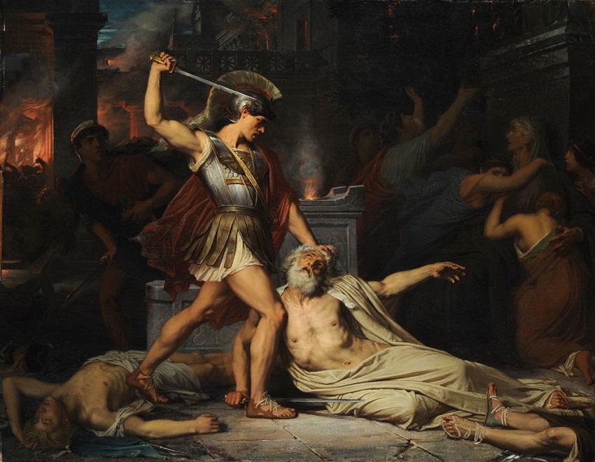 Смерть Приама