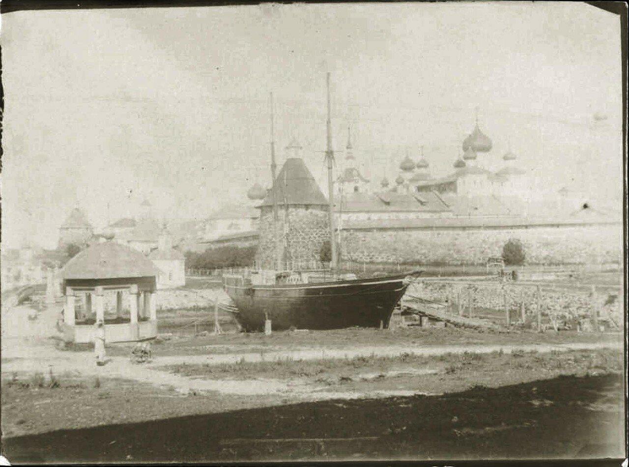Соловки. Соловецкий монастырь