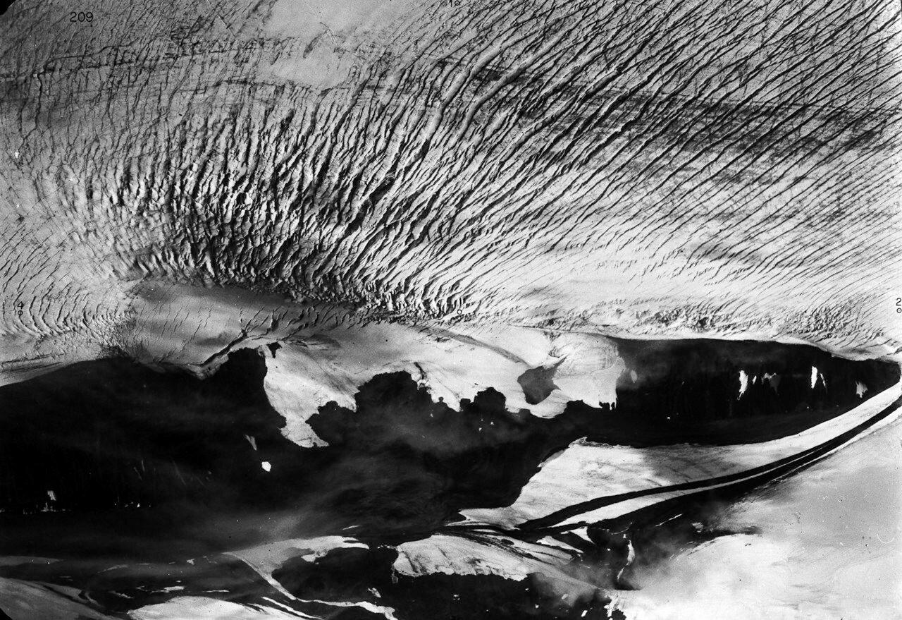 1931. Новая Земля. Вид с воздуха
