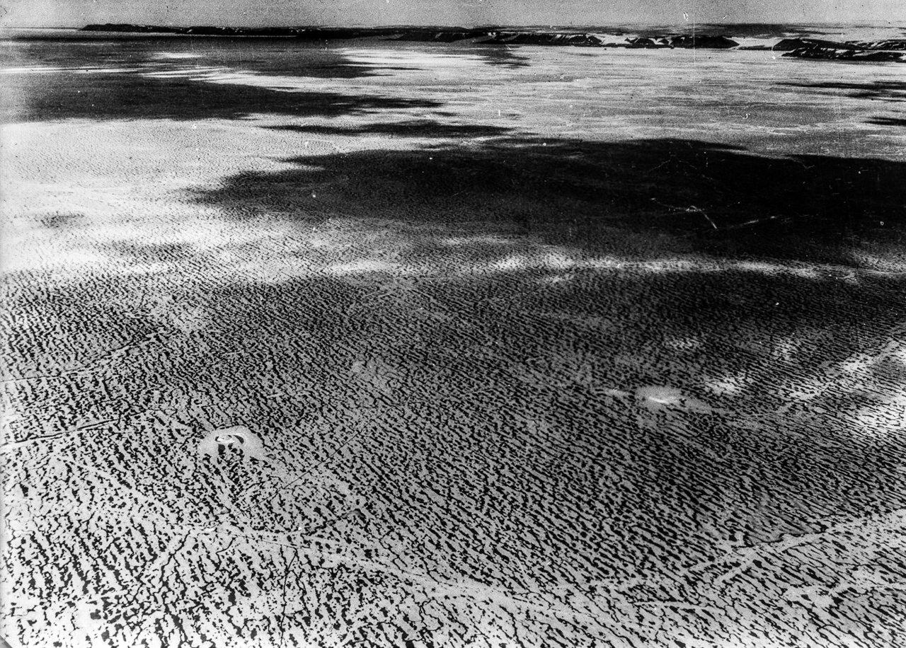 1931. Новая Земля. Пролив Шокальского