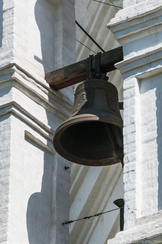Колокольня Церкви Усекновения Главы Иоанна Предтечи в Дьякове