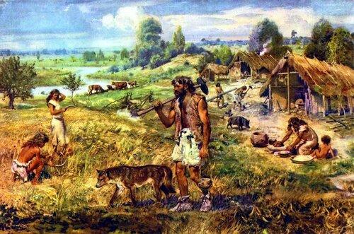 Предками современных европейцев были выходцы с Востока