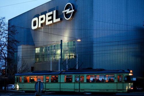 Opel отрицает все обвинения в сокрытии данных