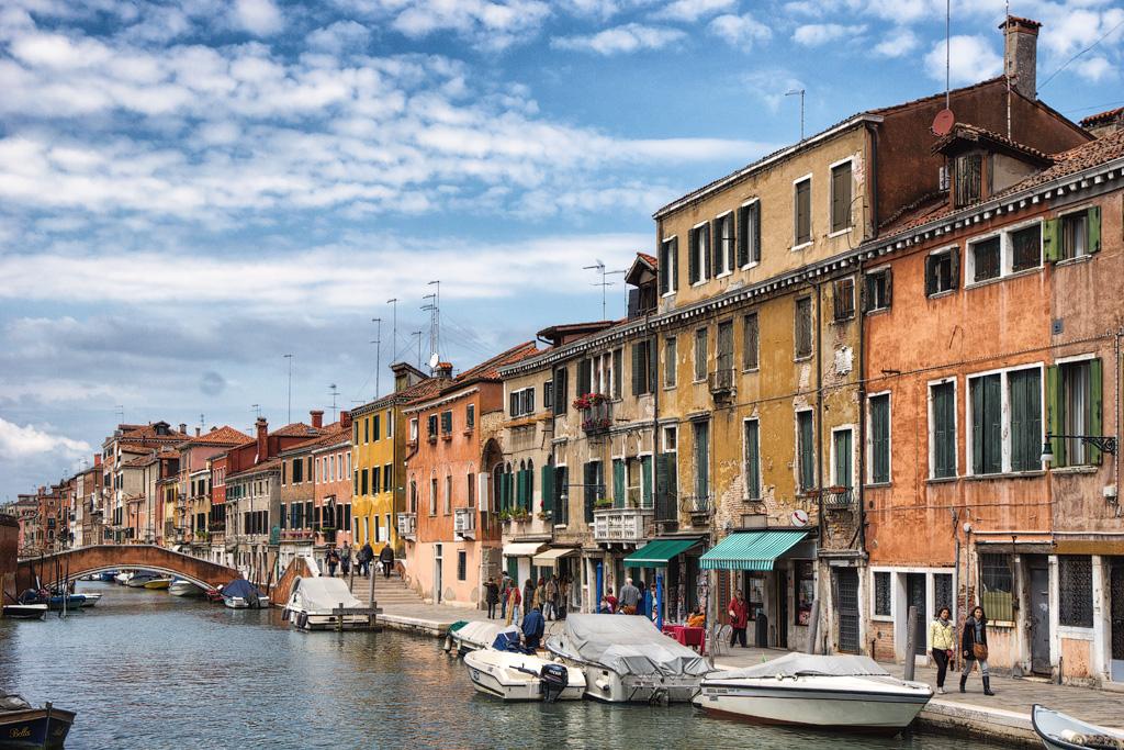 Венеция Каннареджо