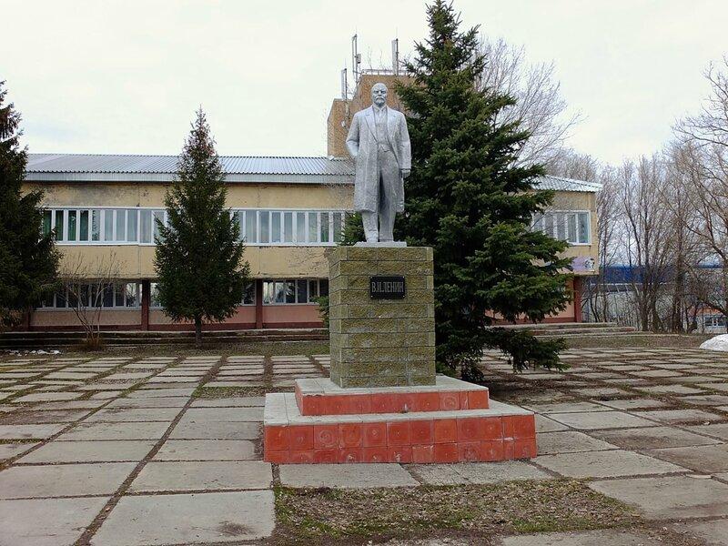 каменный брод, Красноармейское, сов. Ленина 435.JPG